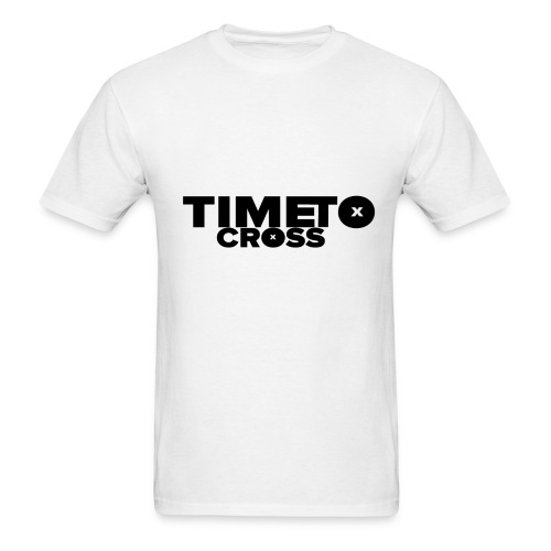 Time to cross - Men's T-Shirt