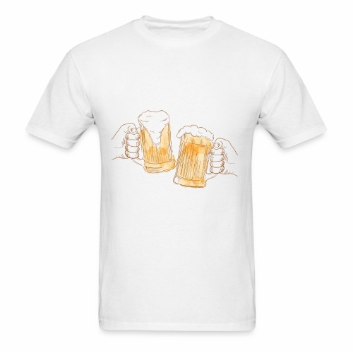Beer Party - Men's T-Shirt