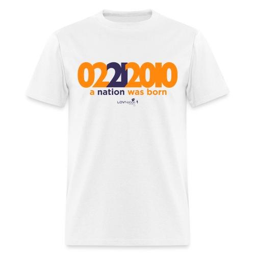 Anniversary Shirt - Men's T-Shirt