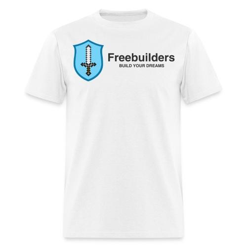 Logo Right - Men's T-Shirt