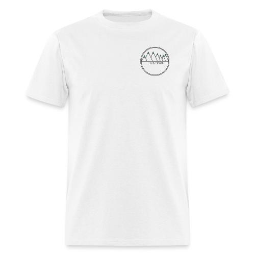 Mountain Design png - Men's T-Shirt