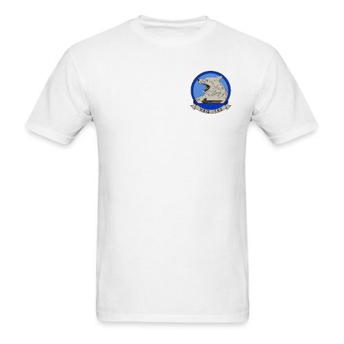 VAQ 142 CREST png - Men's T-Shirt