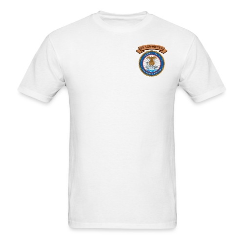 STENNIS POC - Men's T-Shirt
