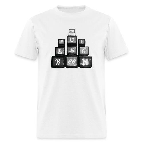 tvs - Men's T-Shirt
