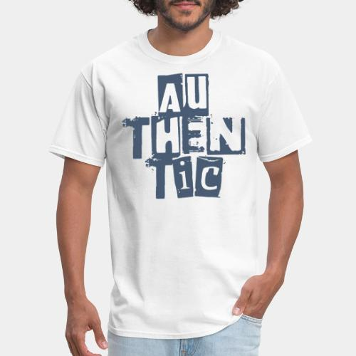 authentic original tshirt - Men's T-Shirt