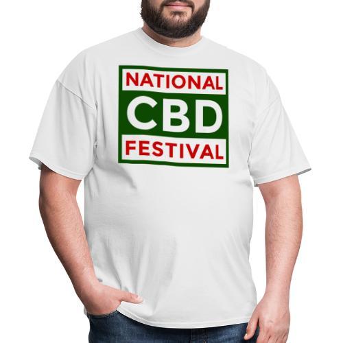 NCBDF Logo - Men's T-Shirt