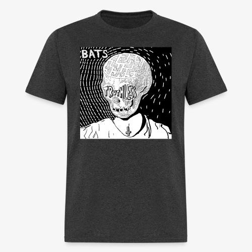 BATS TRUTHLESS DESIGN BY HAMZART - Men's T-Shirt