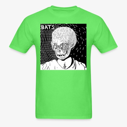 BATS TRUTHLESS DESIGN BY HAMZART - Men's T-Shirt