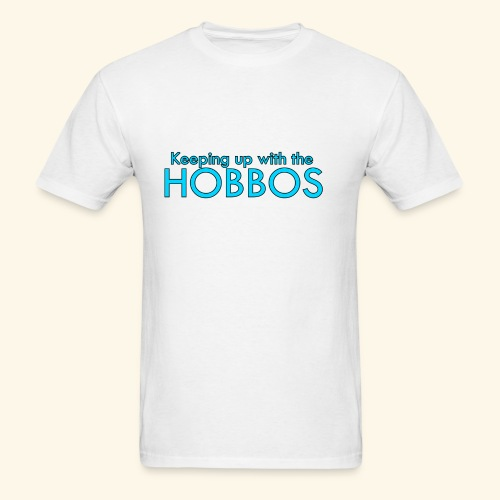 KEEPING UP WITH THE HOBBOS | OFFICIAL DESIGN - Men's T-Shirt