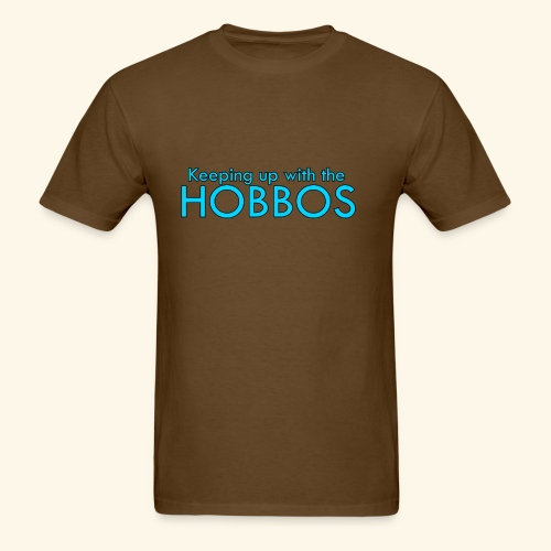 KEEPING UP WITH THE HOBBOS   OFFICIAL DESIGN - Men's T-Shirt