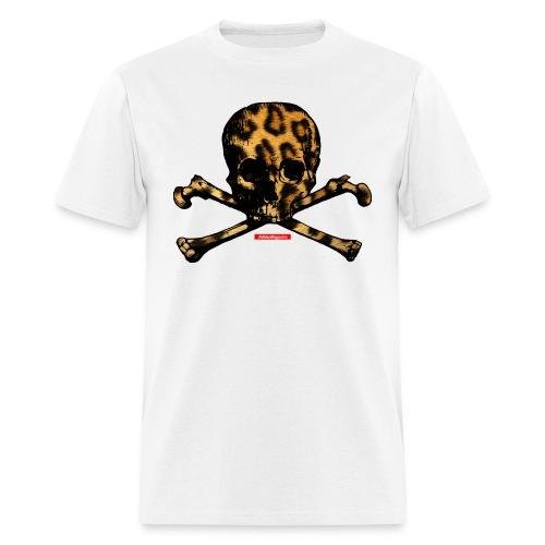LeopardSkull - Men's T-Shirt