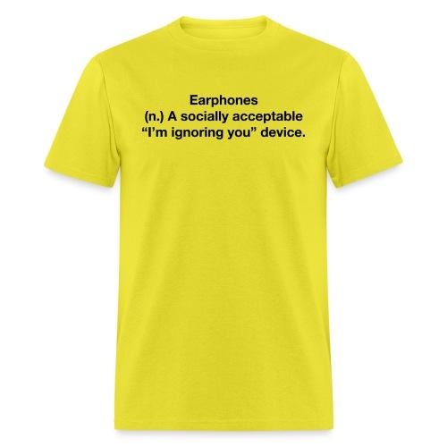EPH ignoring - Men's T-Shirt