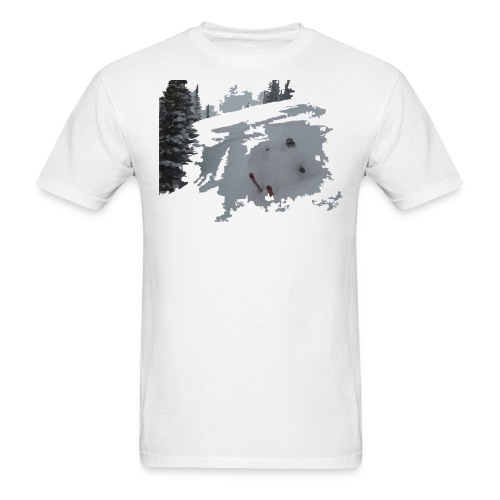 powder - Men's T-Shirt