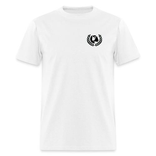 world logo - Men's T-Shirt