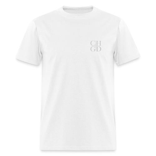 CHGD SQUARE - Men's T-Shirt