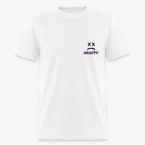 Unhappy! - Men's T-Shirt