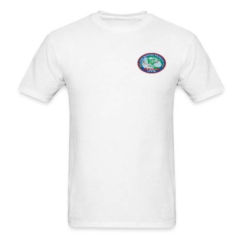 REAGAN CREST - Men's T-Shirt