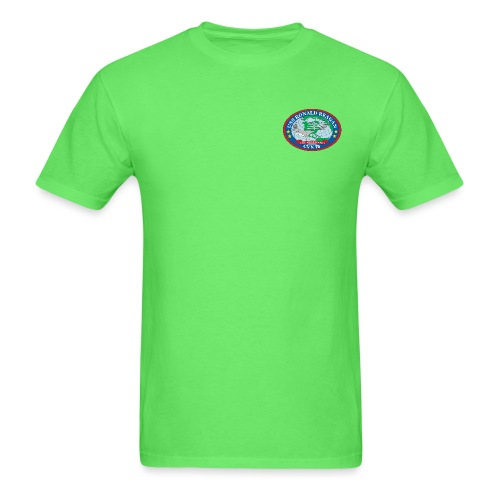 REAGAN CREST - Men's T-Shirt