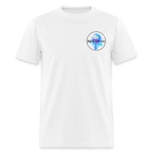 Jason Caceres Logo - Men's T-Shirt