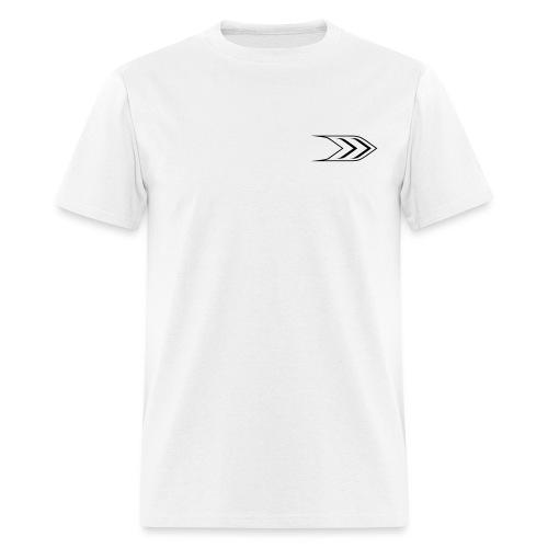 Arrow Outline - Men's T-Shirt