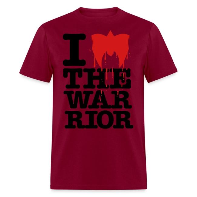 I Love The Warrior