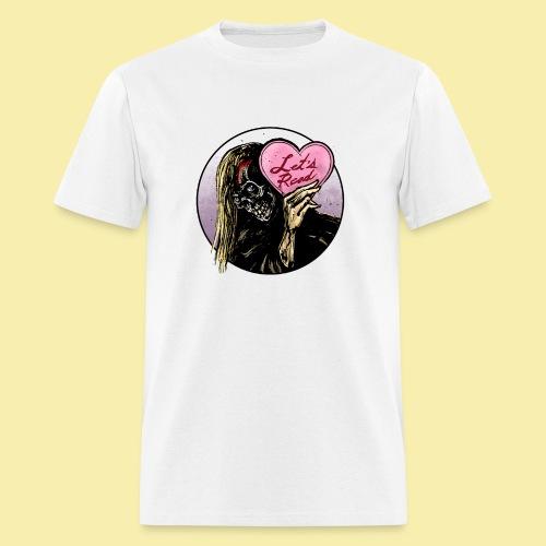 I <3 Lets Read! - Men's T-Shirt