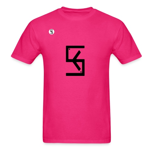 Soft Kore Logo Black - Men's T-Shirt