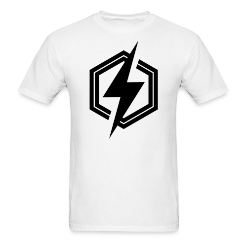 logonoir - Men's T-Shirt