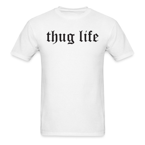 Thug Life GTA - Men's T-Shirt