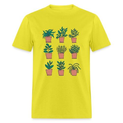 Flowerpots - Men's T-Shirt