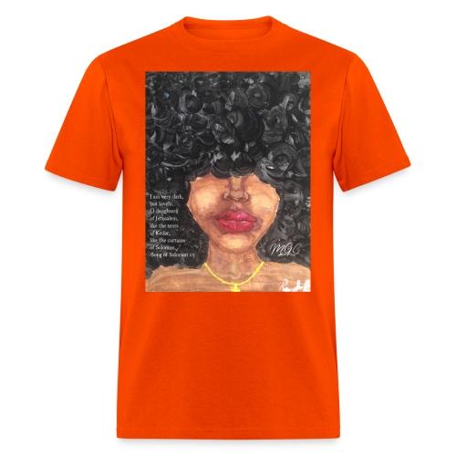Song of Solomon 1:5 - Men's T-Shirt
