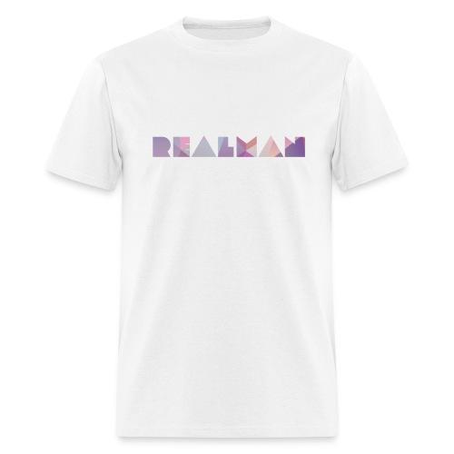 REALMAN Merch - Men's T-Shirt