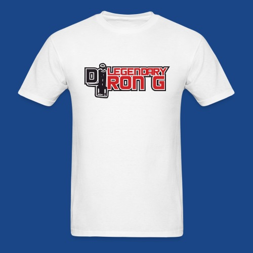Ron G logo - Men's T-Shirt
