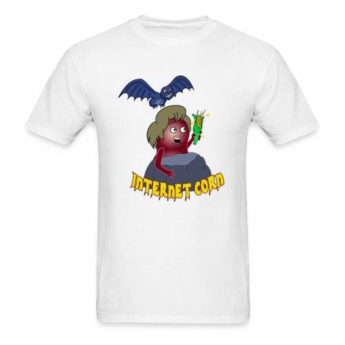 Internet Corn - Men's T-Shirt