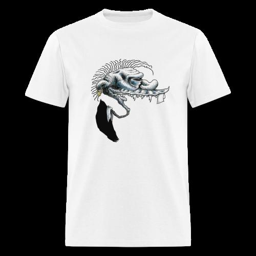 Punk Rock Hooligan - Men's T-Shirt