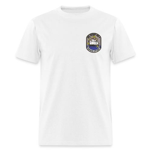 USS DETROIT COA - Men's T-Shirt
