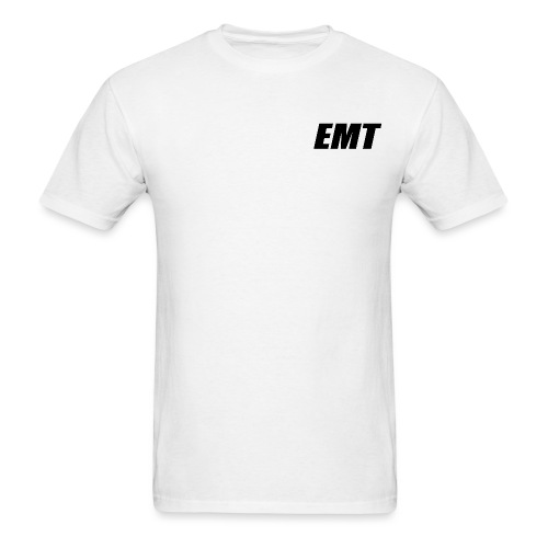EMT Black - Men's T-Shirt