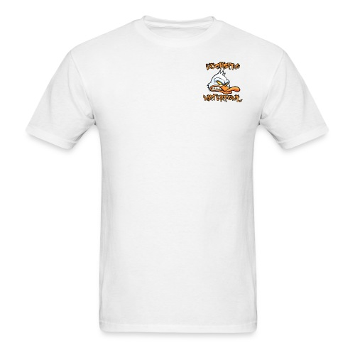 Duckspro Waterfowl Logo - Men's T-Shirt
