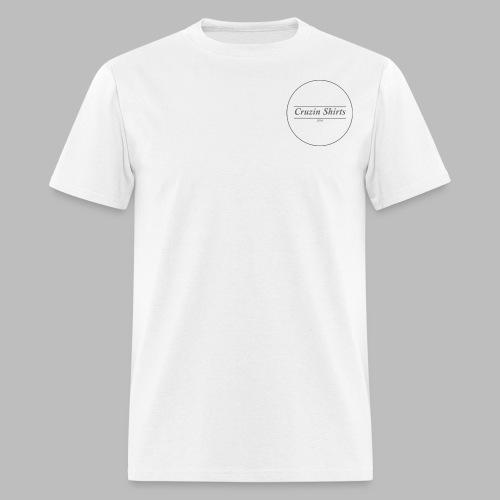 Cruzin Long-Sleeve shirt - White - Men's T-Shirt