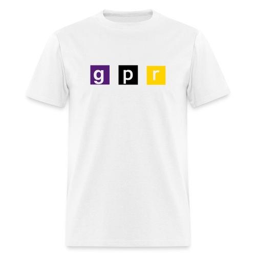 p - Men's T-Shirt