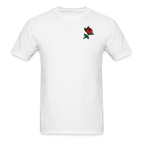 t-shirt roses clothing🌷 - Men's T-Shirt