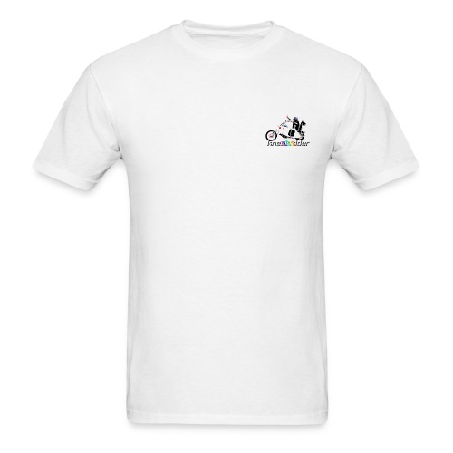mini motor mark png - Men's T-Shirt