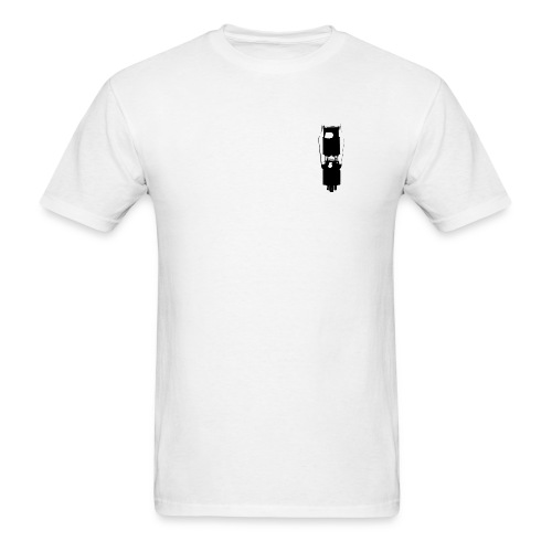 6AS7G black - Men's T-Shirt