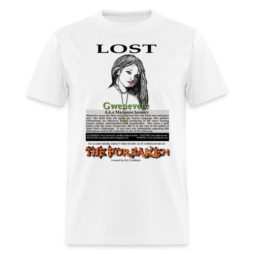 lostgwen png - Men's T-Shirt