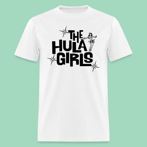 The Hula Girls Logo - Men's T-Shirt