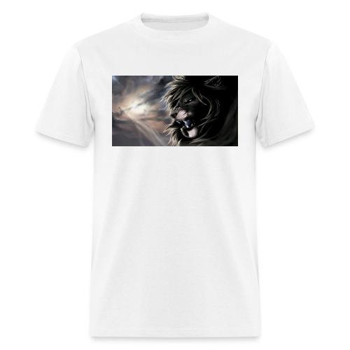 3D Lion tshirt - Men's T-Shirt