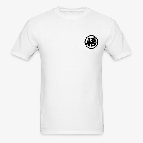 Dragonball Kanji Goku - Men's T-Shirt