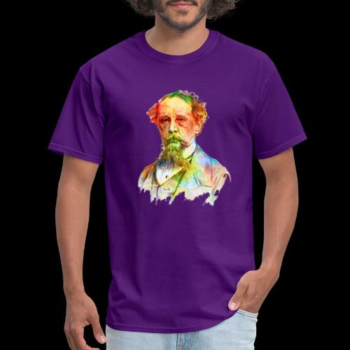 What the Dickens? | Classic Literature Lover - Men's T-Shirt