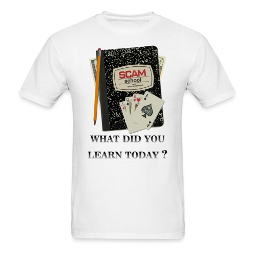 learntoday - Men's T-Shirt