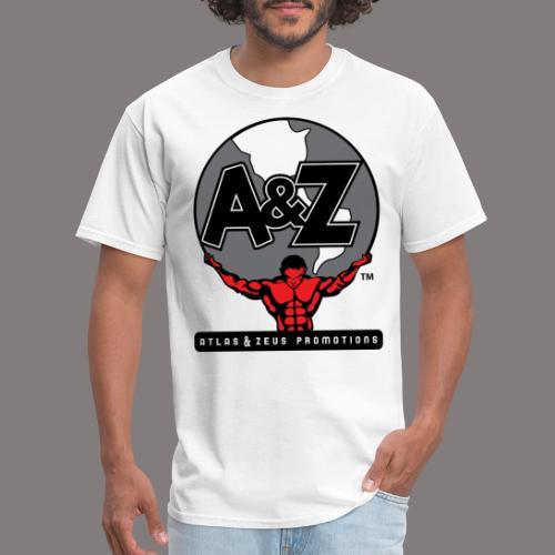 A Z Logo Randy Santel - Men's T-Shirt